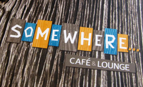 Somewhere Café & Lounge