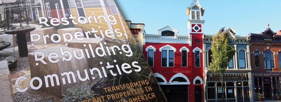 Center for Community Progress Report
