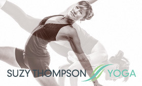 Suzy Thompson Yoga