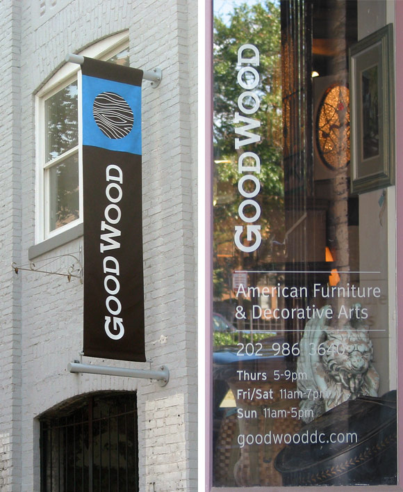 Good Wood Furniture Retail Signage More