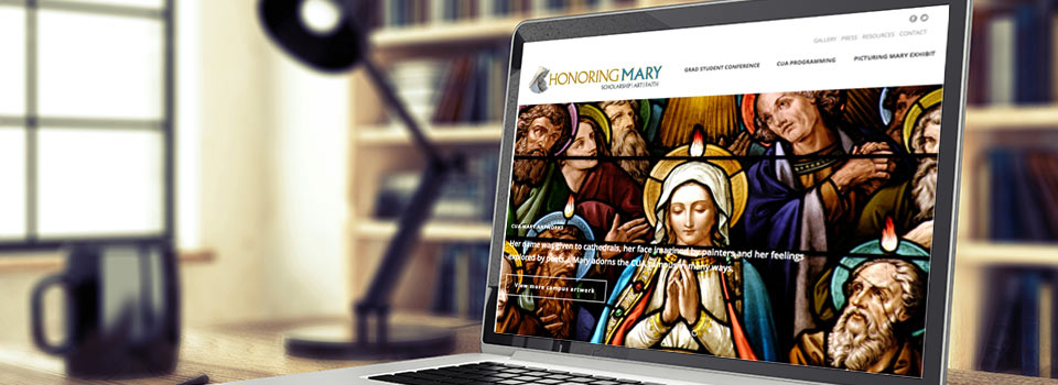 Honoring Mary, Special Occasion Web Site