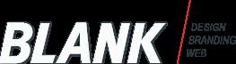 BLANK / Design. Branding. Web.